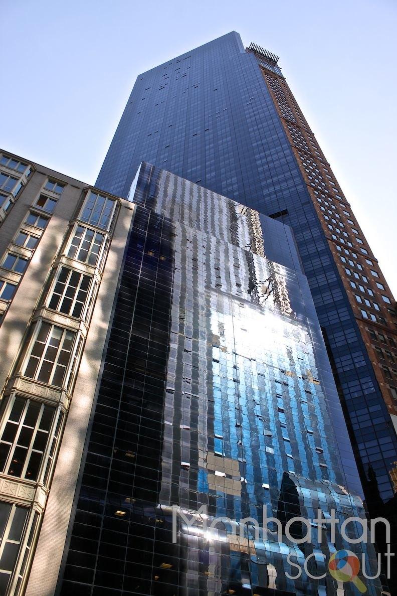 Metropolitan Tower Condominium At 146 West 57th Street In
