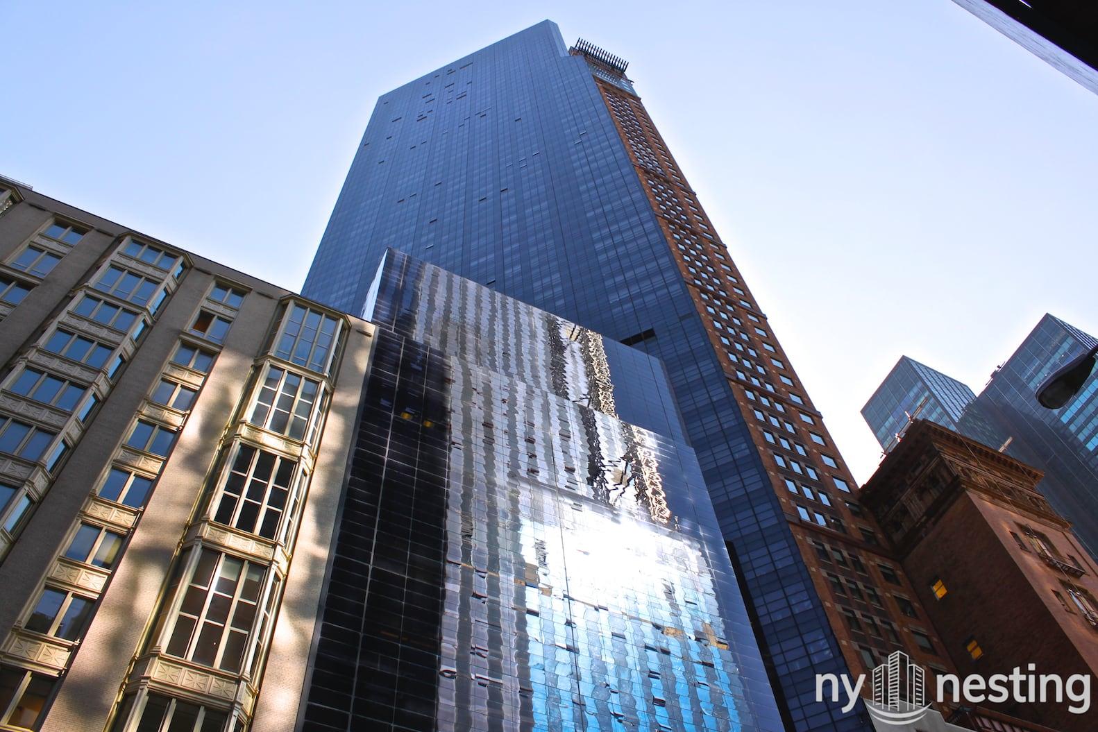 Metropolitan Tower Condominium 146 West 57th St Nyc