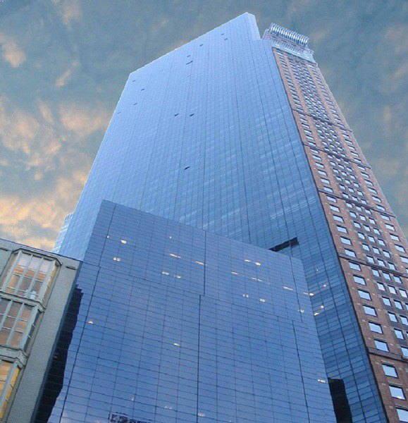 Metropolitan Tower Condominium At 146 West 57th Street In