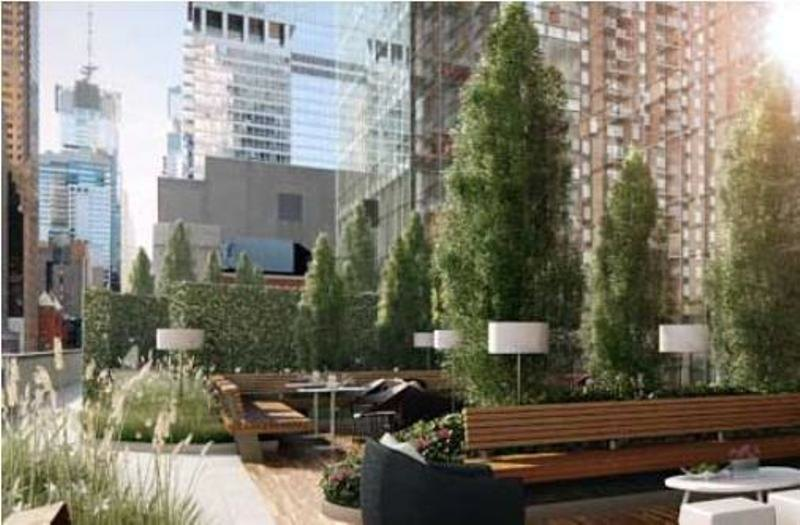 Mima 450 west 42nd st apartments manhattan scout for New walk terrace york
