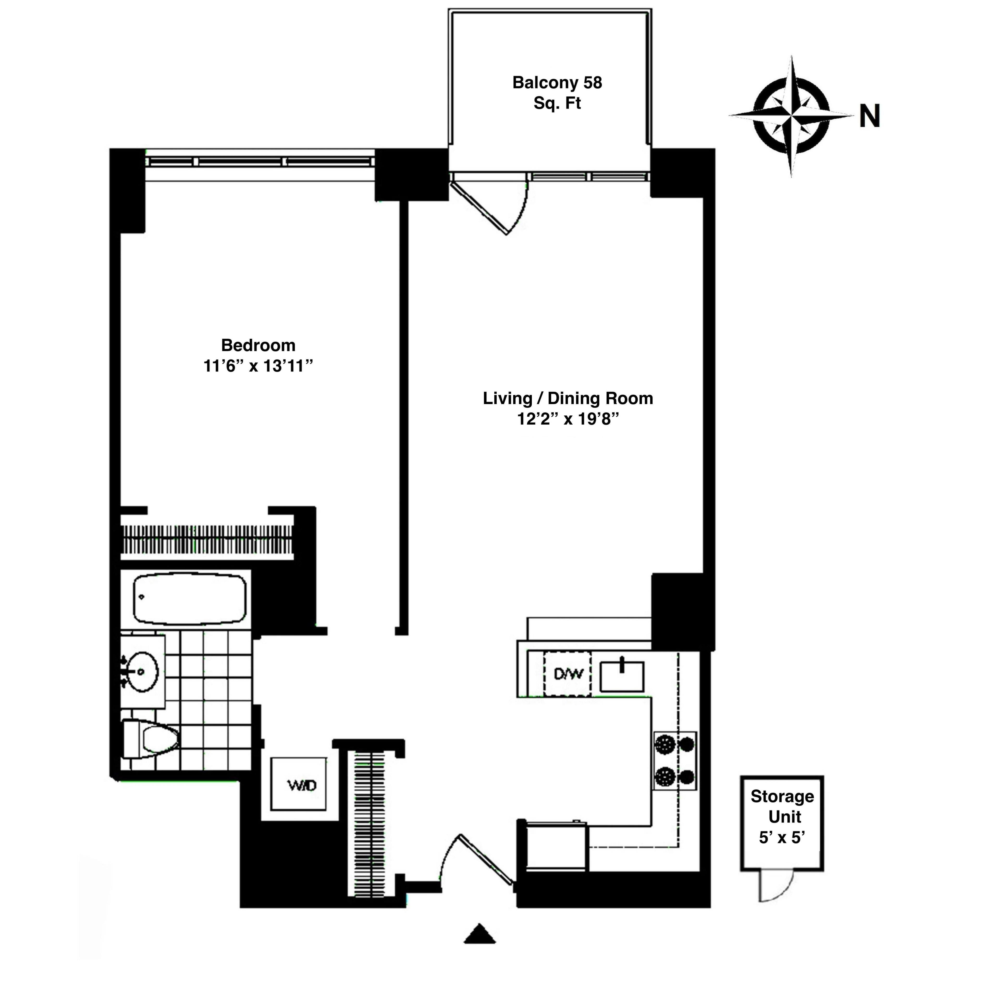 Apartment Complex Charleston Sc: The Charleston At 225 East 34th Street In Murray Hill