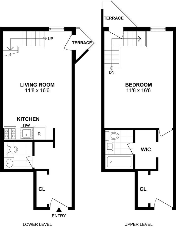 The Duplex At 215 East 81st Street In Upper East Side