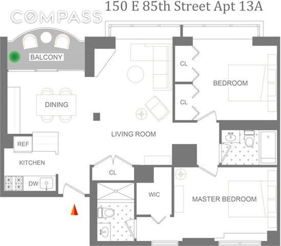 Ventana Condominiums At 150 East 85th Street In Upper East
