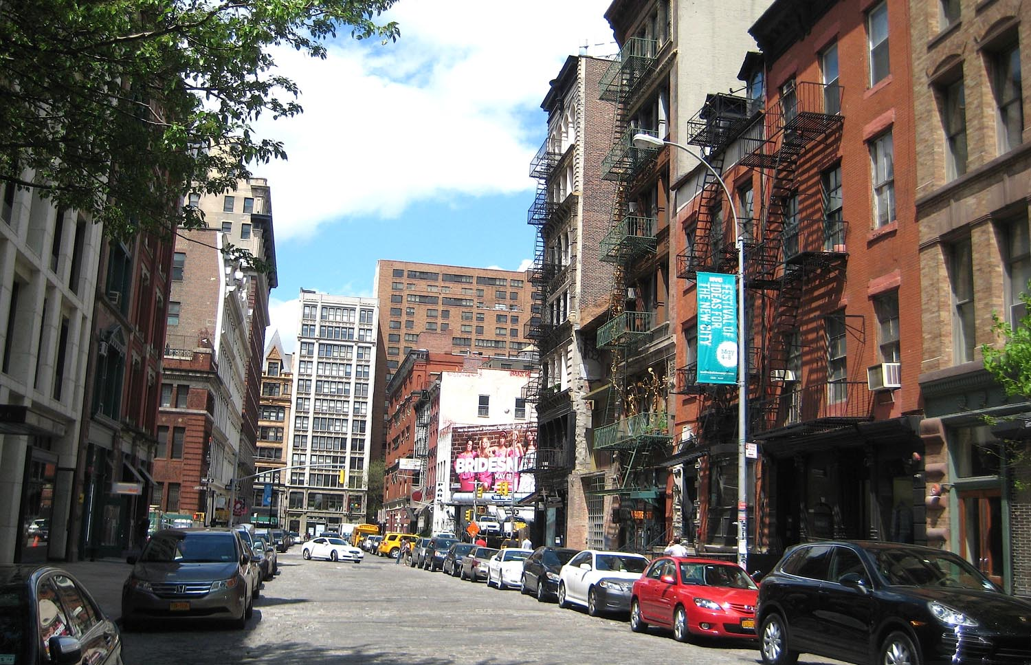 Noho continues as prime retail space for top designers for Top decorators nyc
