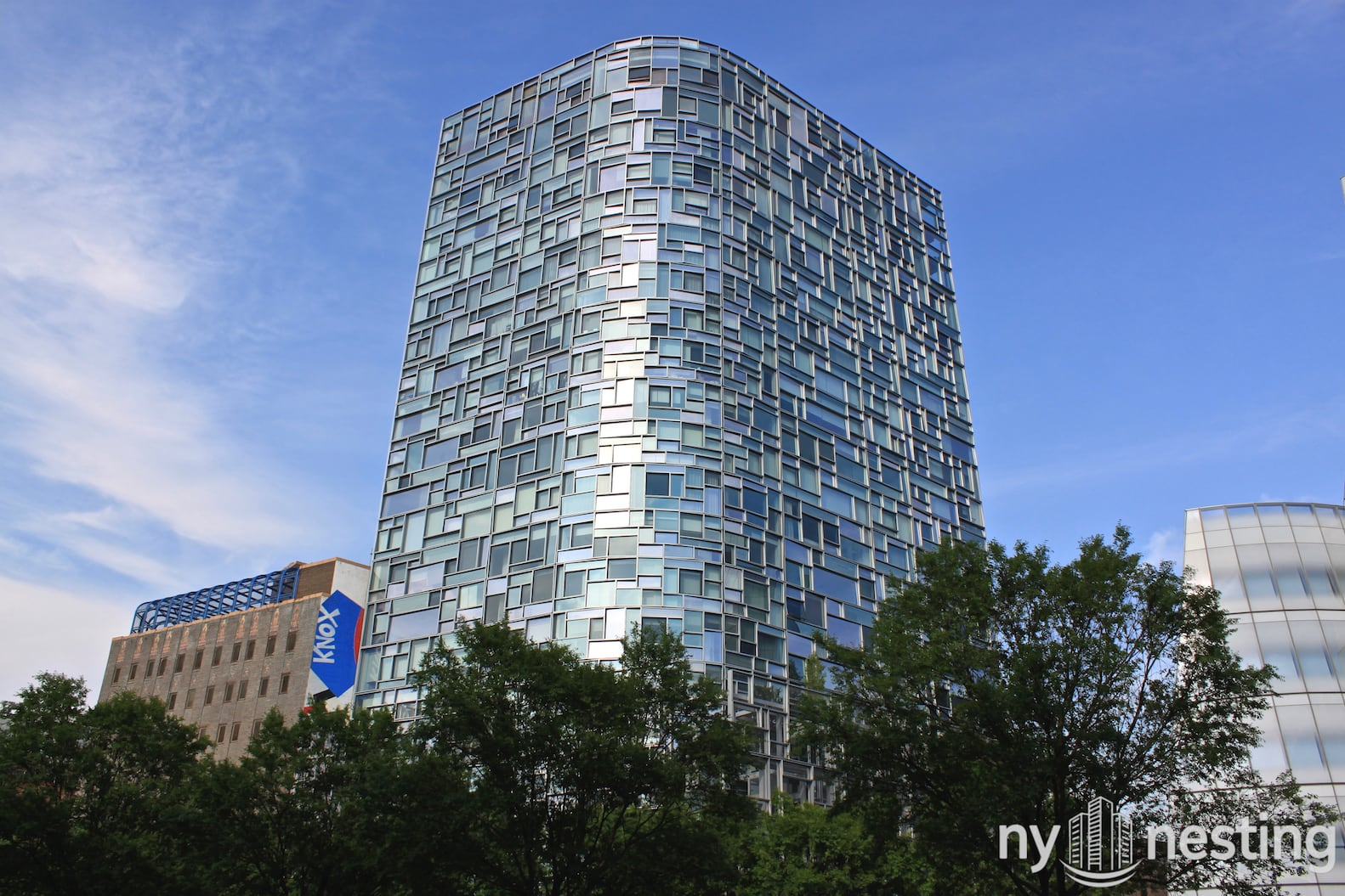Nouvel At 100 11th Avenue In Chelsea Luxury Apartments