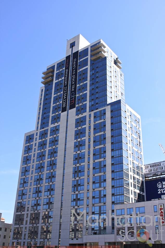 Ohm At 312 11th Avenue In Chelsea Luxury Apartments In
