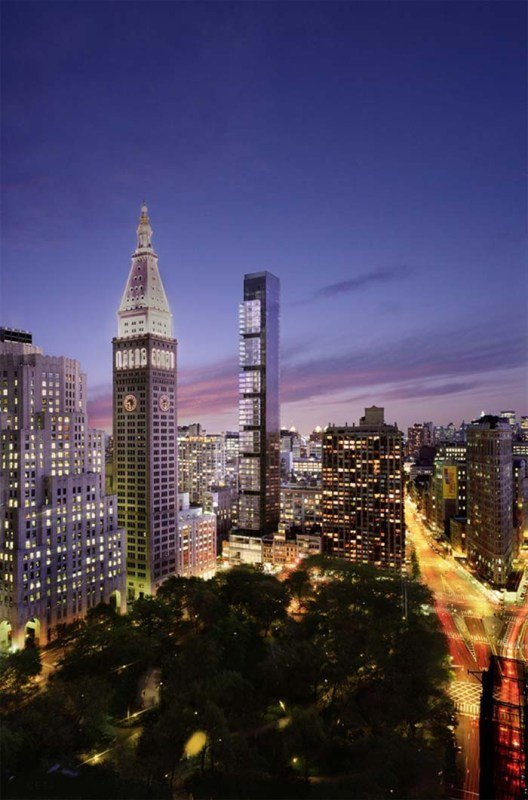 One Madison New York one madison park - 23 east 22nd st - nyc | manhattan scout