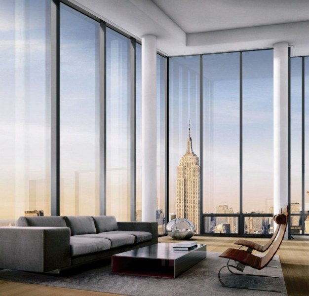 Step Inside A Glamorous Modern Apartment On Nyc S High: One Madison Park - 23 East 22nd St - NYC