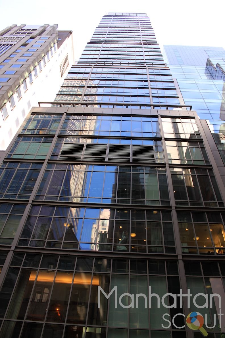 Park Avenue Place At 60 East 55th Street In Midtown East