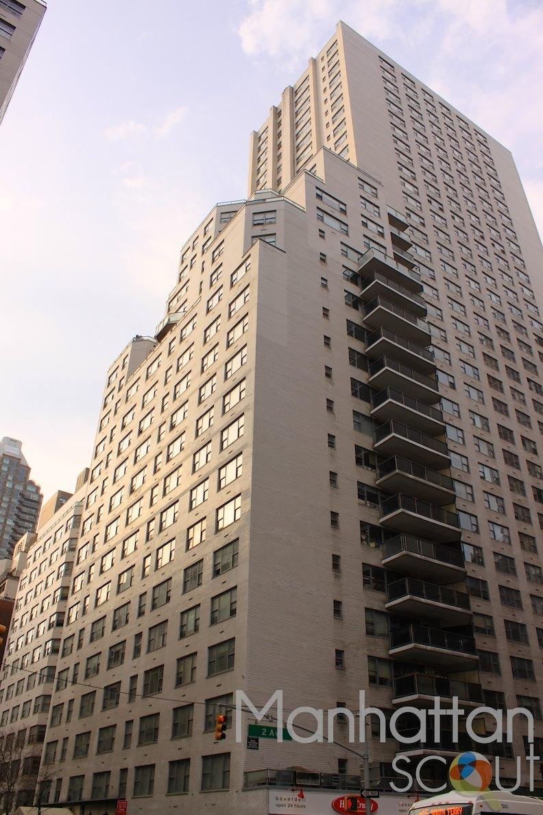 Regency Towers At 245 East 63rd Street In Upper East Side