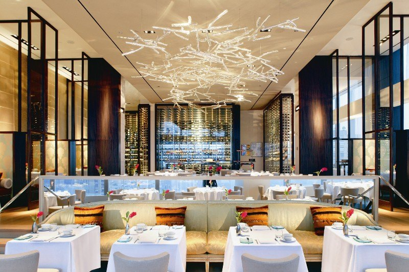 Residences at mandarin oriental 80 columbus circle - Hotel mandarin restaurante ...