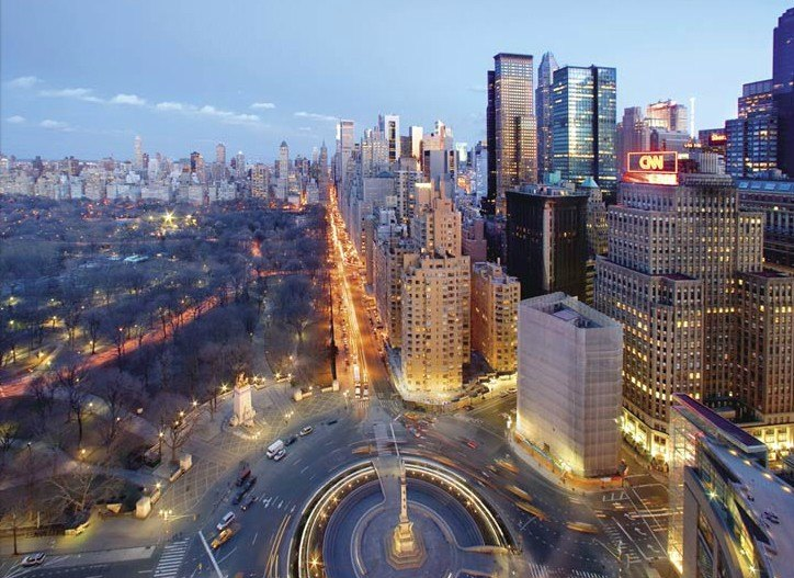 Residences At Mandarin Oriental At 80 Columbus Circle In