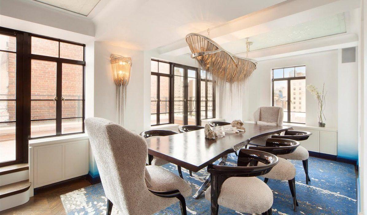 Rosie O'Donnell Lists Her New Manhattan Home  Manhattan News