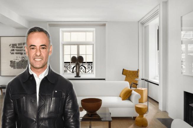 Calvin Klein Designer Francisco Costa Lists Swanky