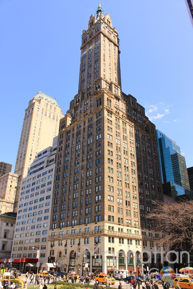 Sherry Netherland At 781 5th Avenue In Upper East Side