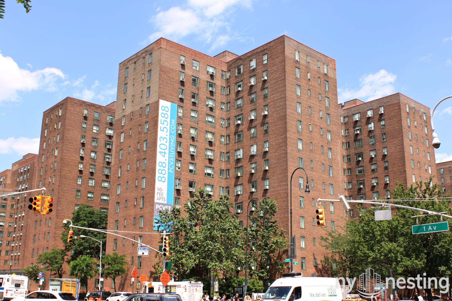 Stuyvesant town 330 1st ave nyc manhattan scout for Stuyvesant town nyc