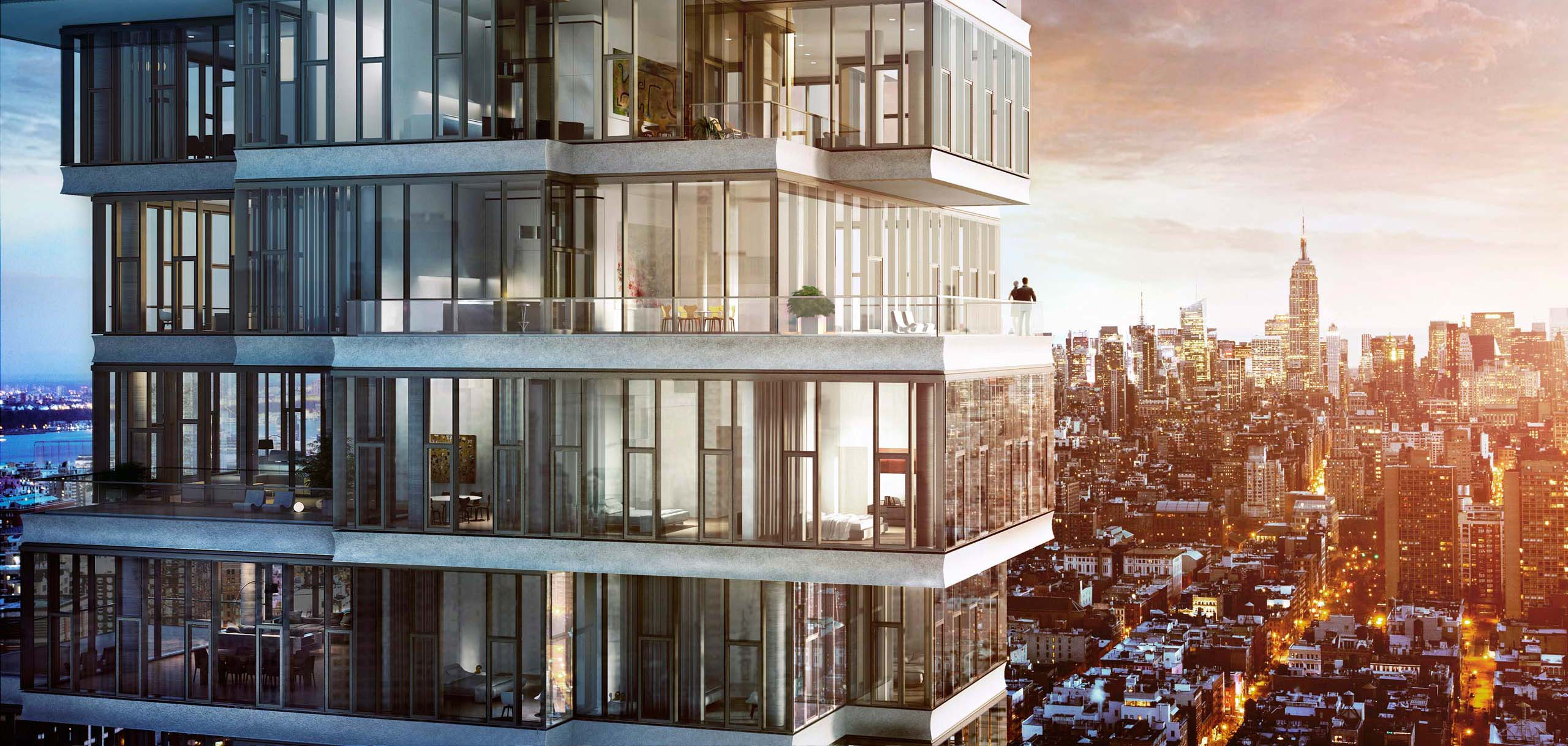 Apartments In New York City With Floor To Ceiling Windows