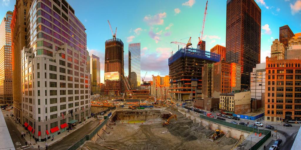 Developments in NYC