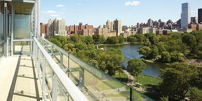 Apartments in new york city with balcony manhattan scout for New york balcony view