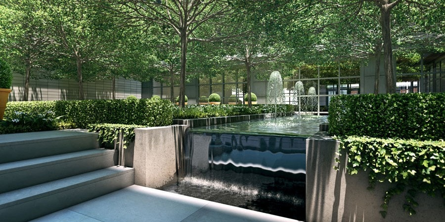 Apartment Building Courtyard all nyc apartment buildings with - garden / courtyard | manhattan