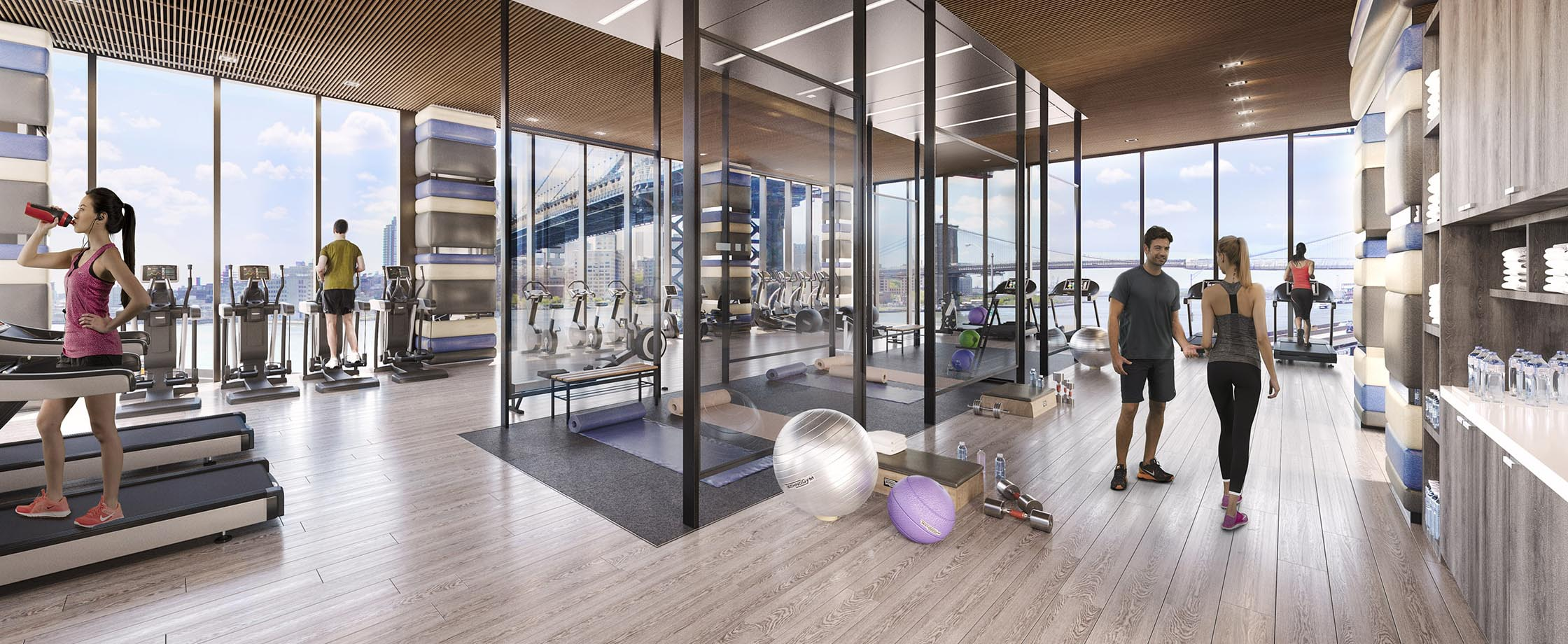 All nyc apartment buildings with gym manhattan scout for No fee rentals nyc