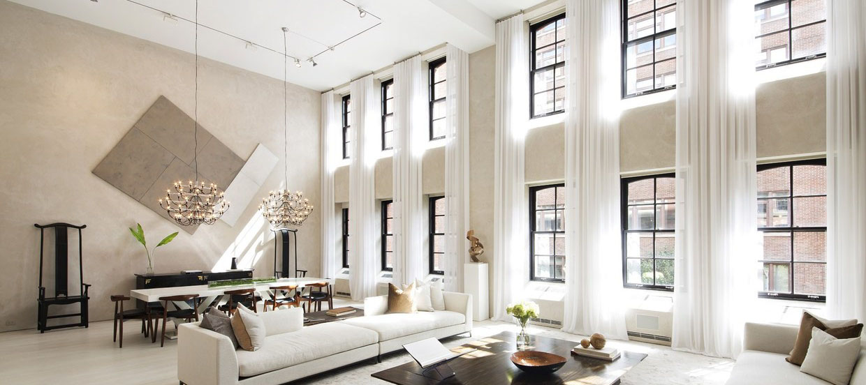 Apartments In New York City With High Ceilings
