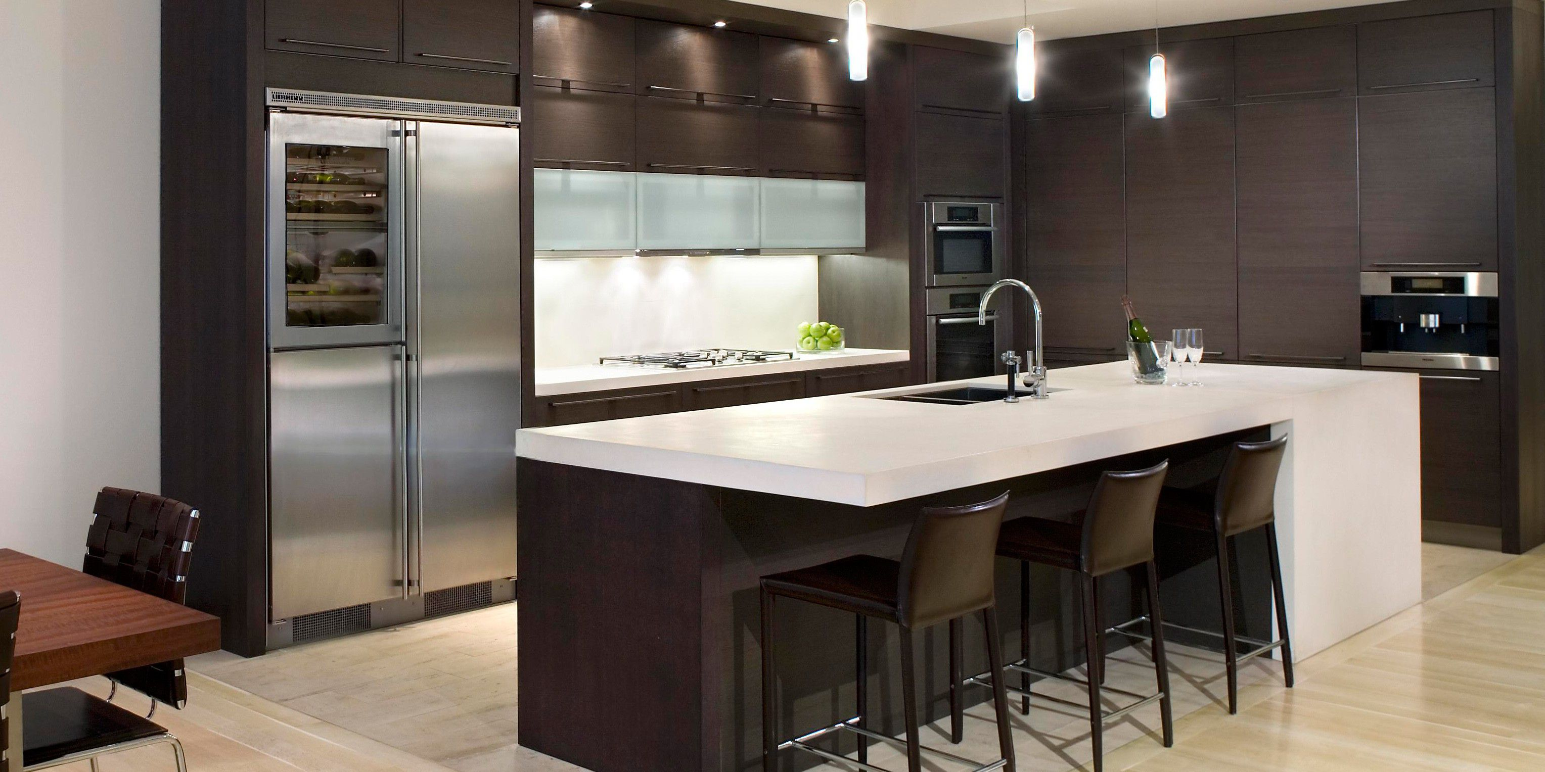 Apartments In New York City With Kitchen Island Manhattan Scout