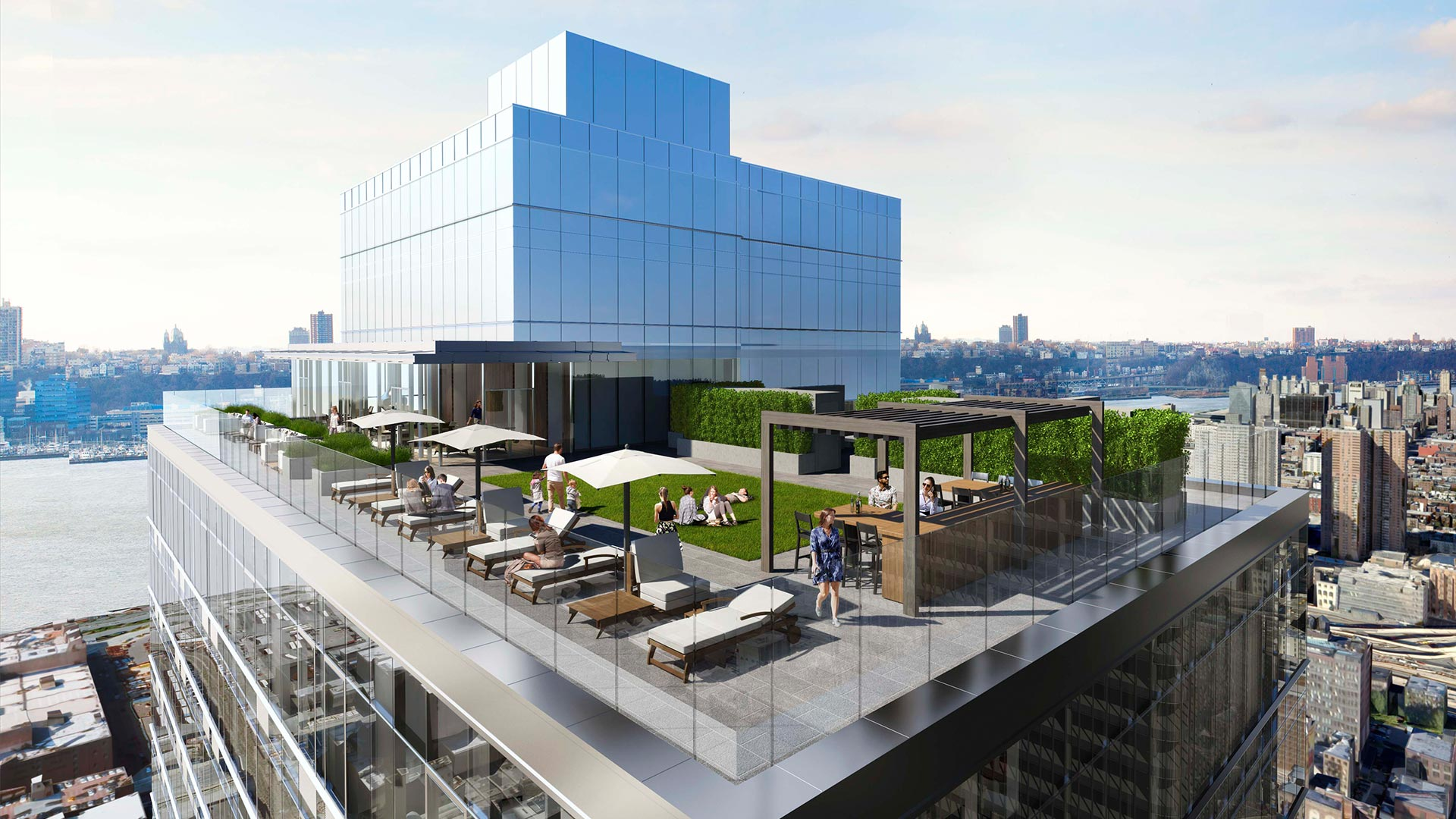 All Nyc Apartment Buildings With Roof Terrace Manhattan Scout