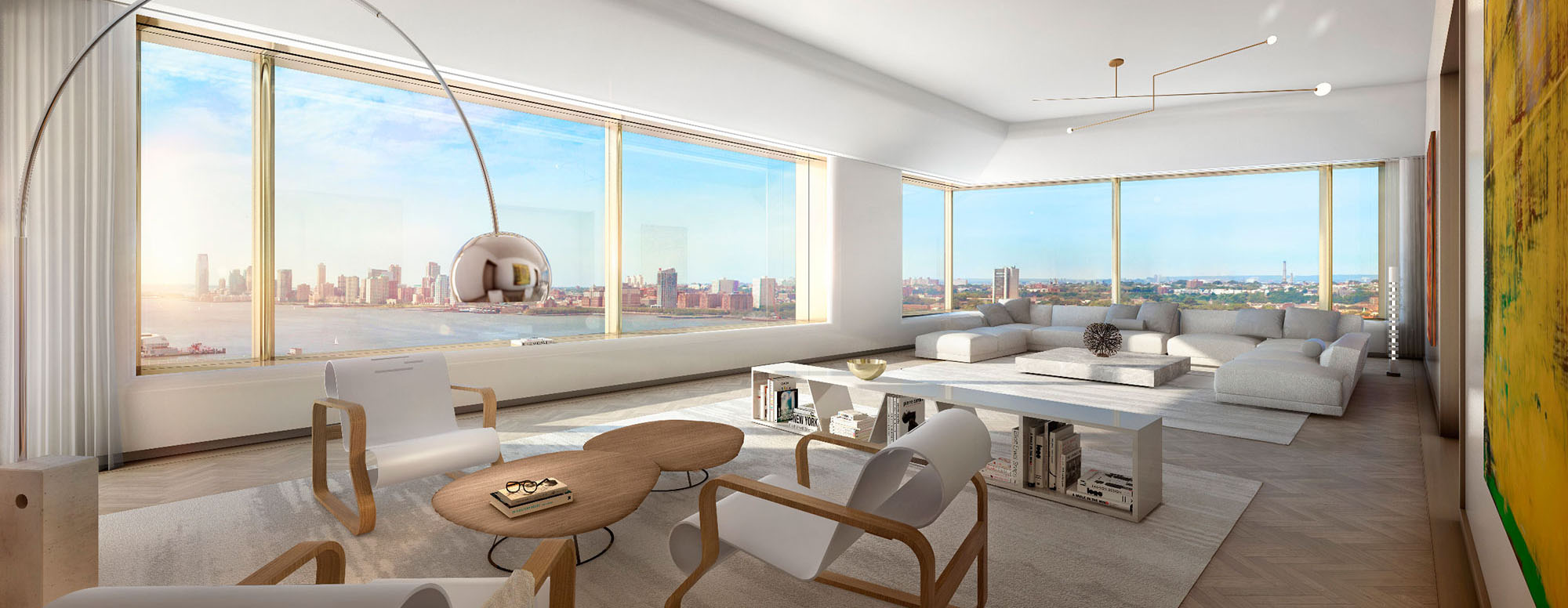 Top 50 Luxury NYC Rentals