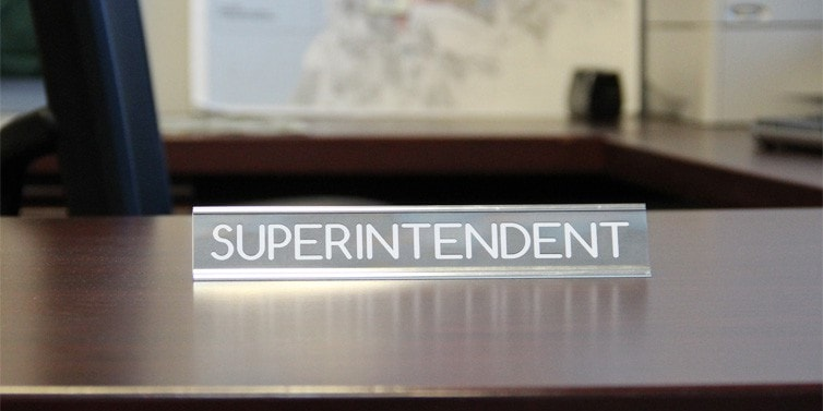 superintendent