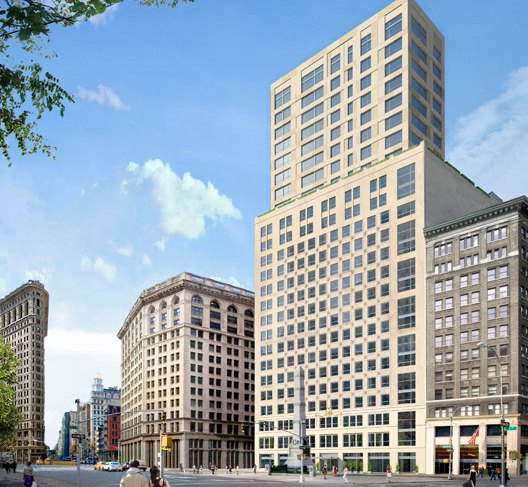 10 madison square west flatiron nomad manhattan scout for Madison square park apartments