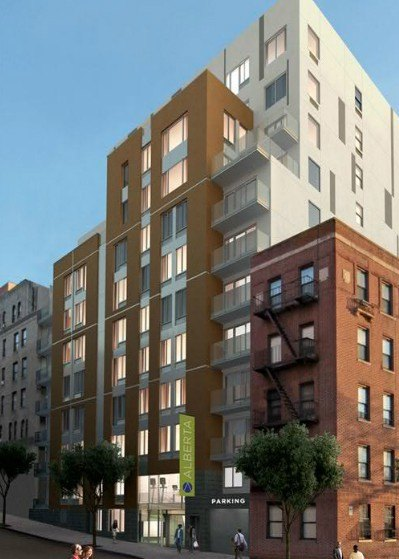 The Alberta 620 West 143rd St Nyc Manhattan Scout