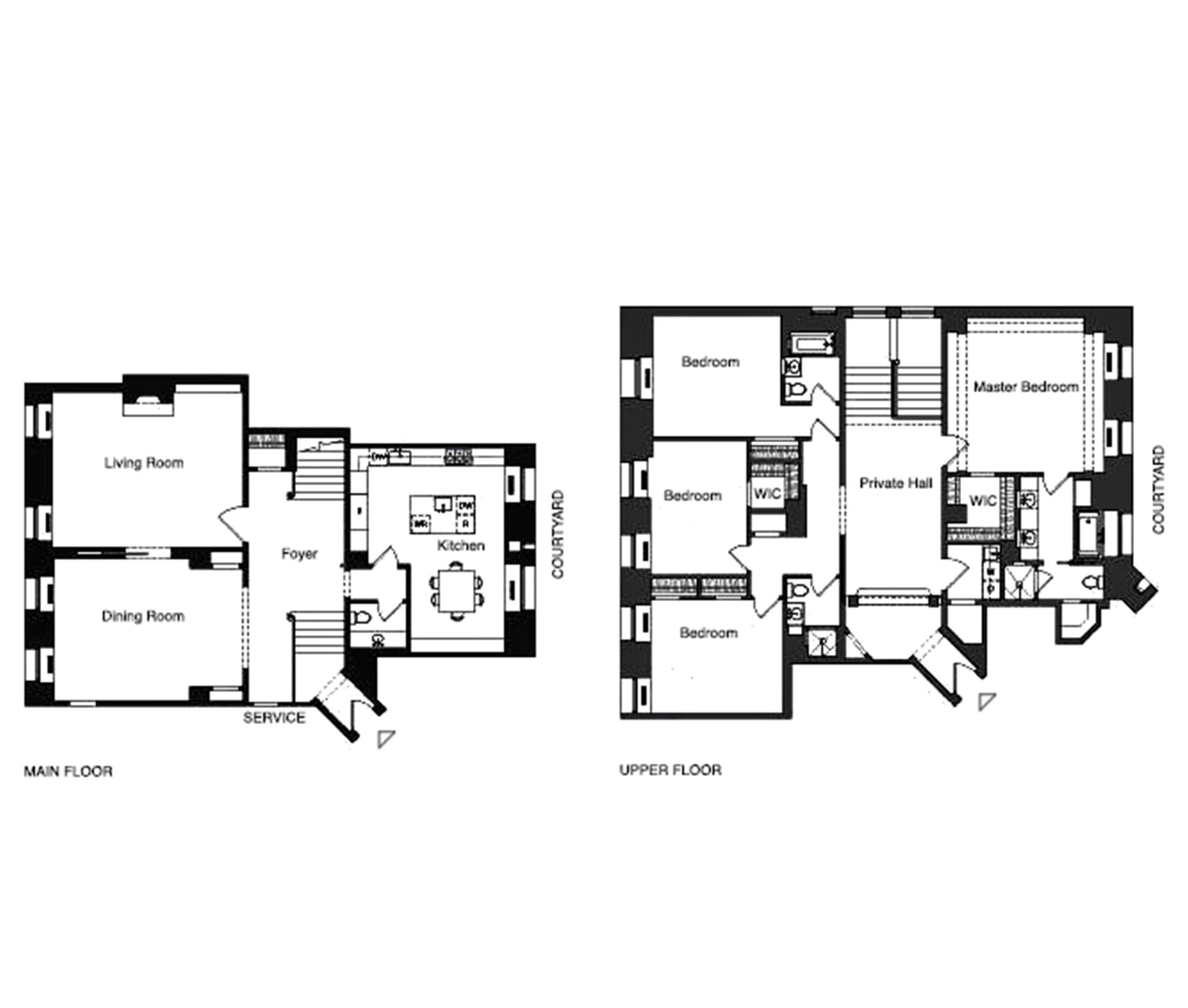 Macy S Herald Square Floor Plan: The Apthorp - 390 West End Ave - NYC