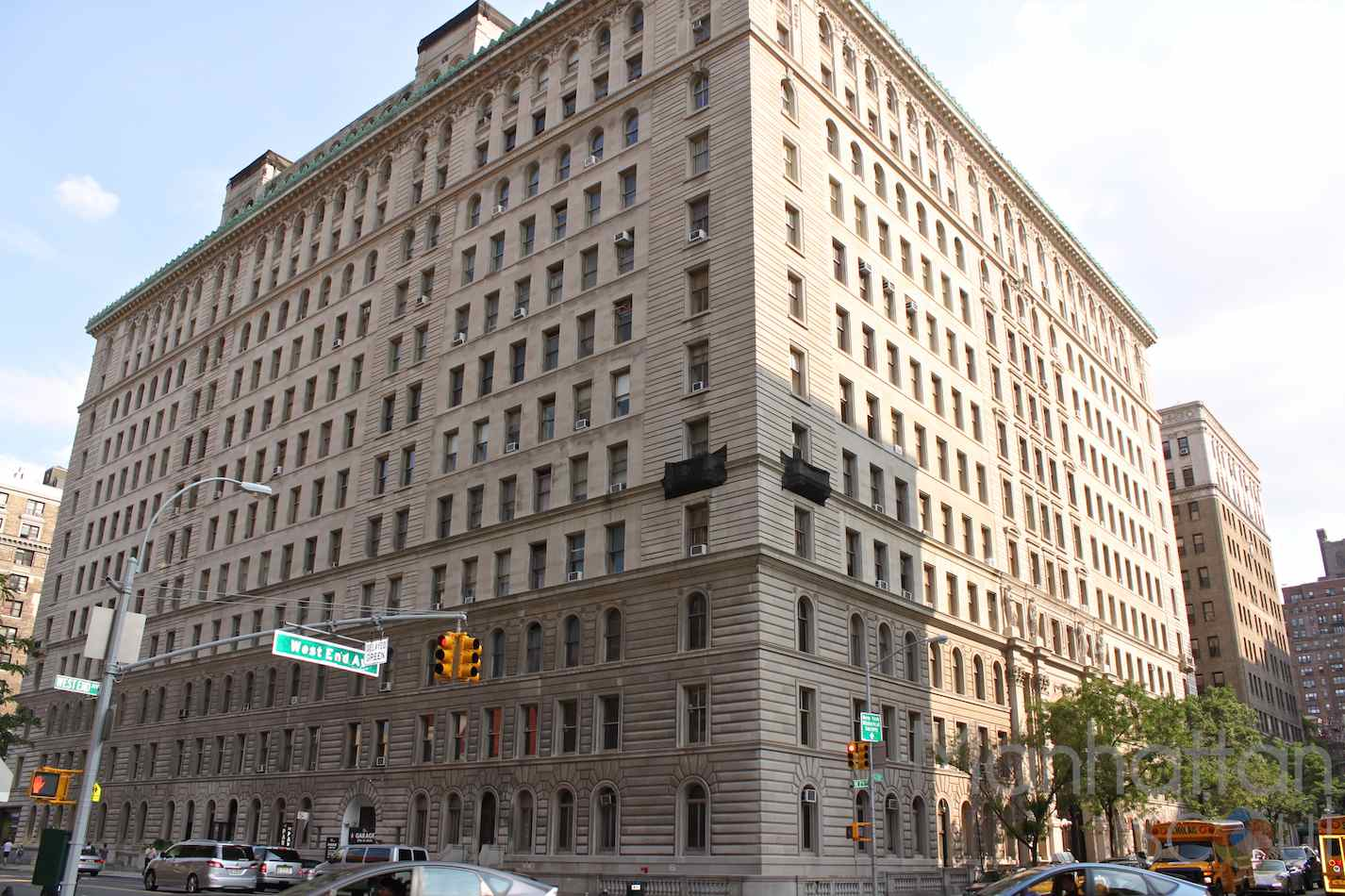 The Apthorp 390 West End Ave Nyc Manhattan Scout