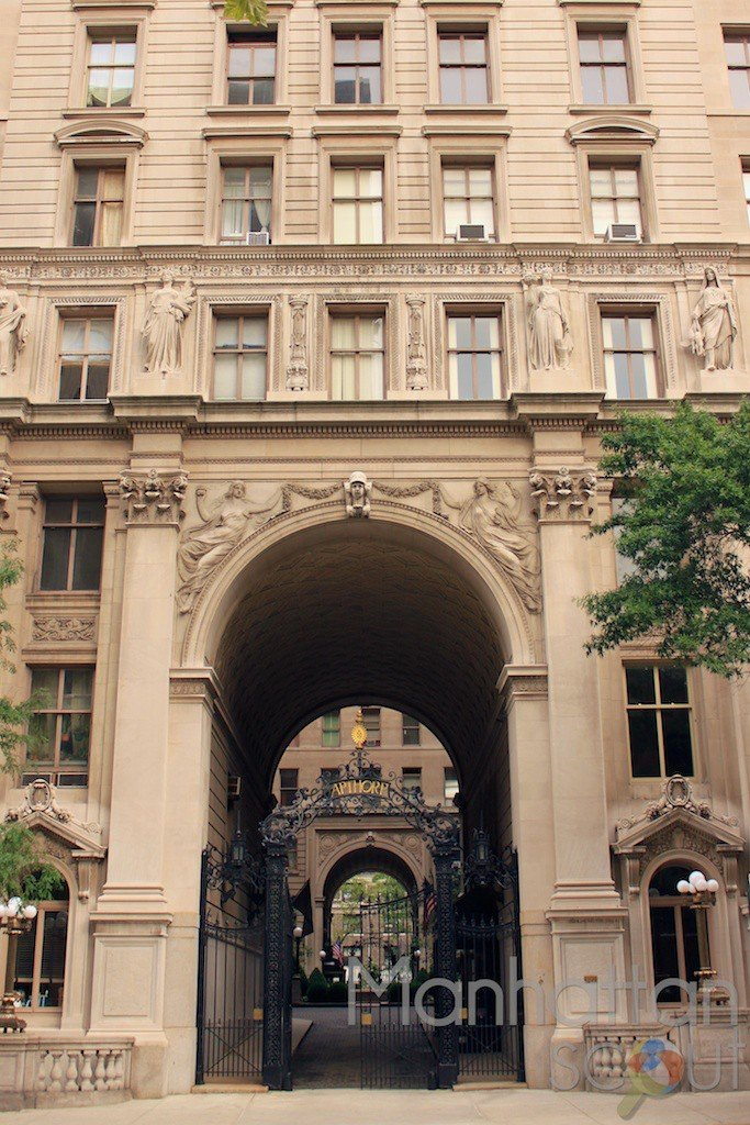 The Apthorp At 390 West End Avenue In Upper West Side