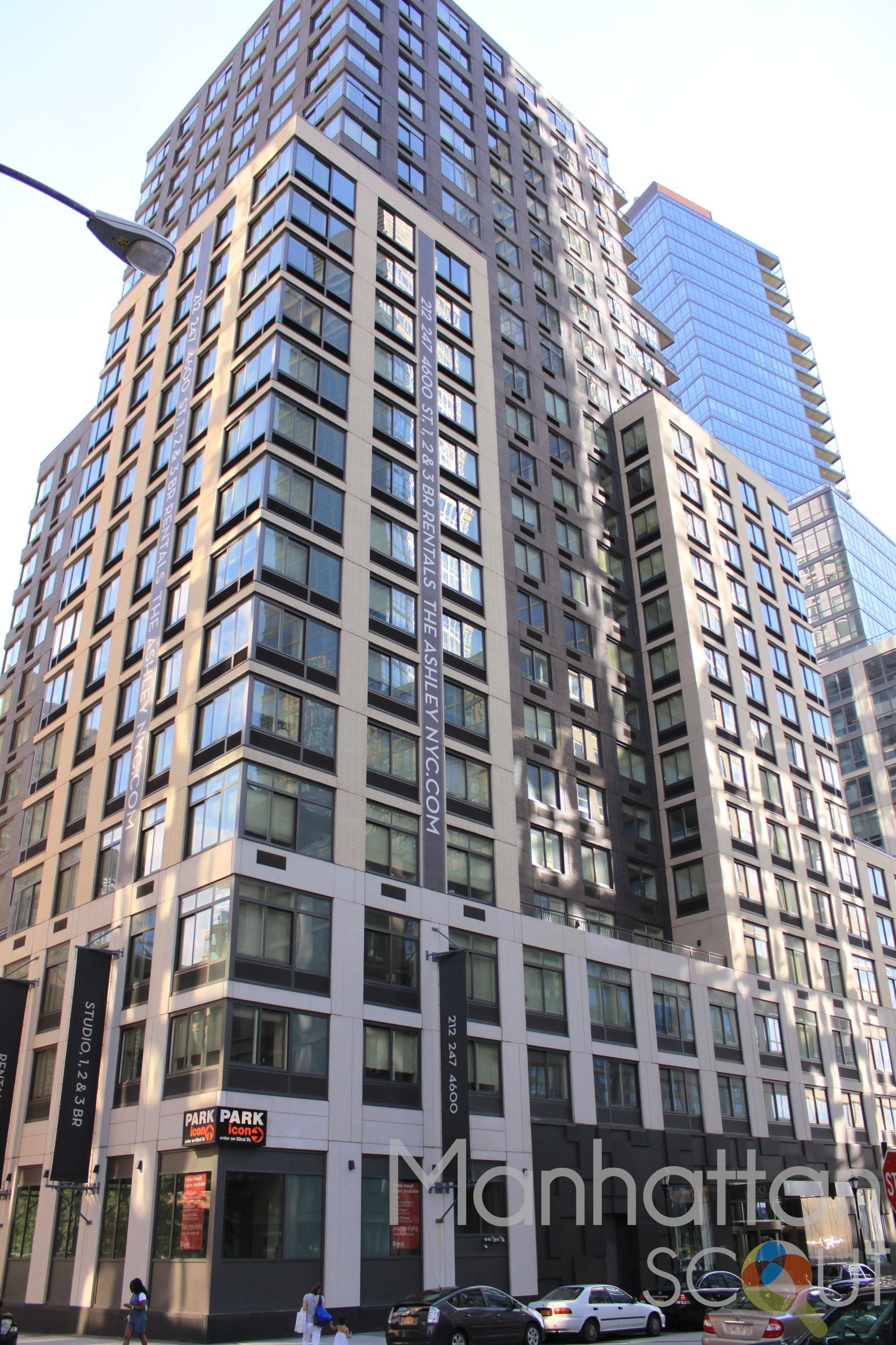 The Ashley 400 West 63rd St Nyc Manhattan Scout
