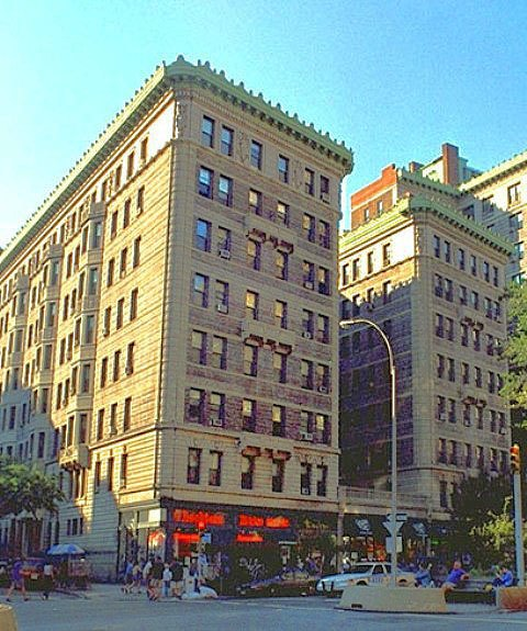 The Astor Apartments At 235 West 75th Street In Upper West