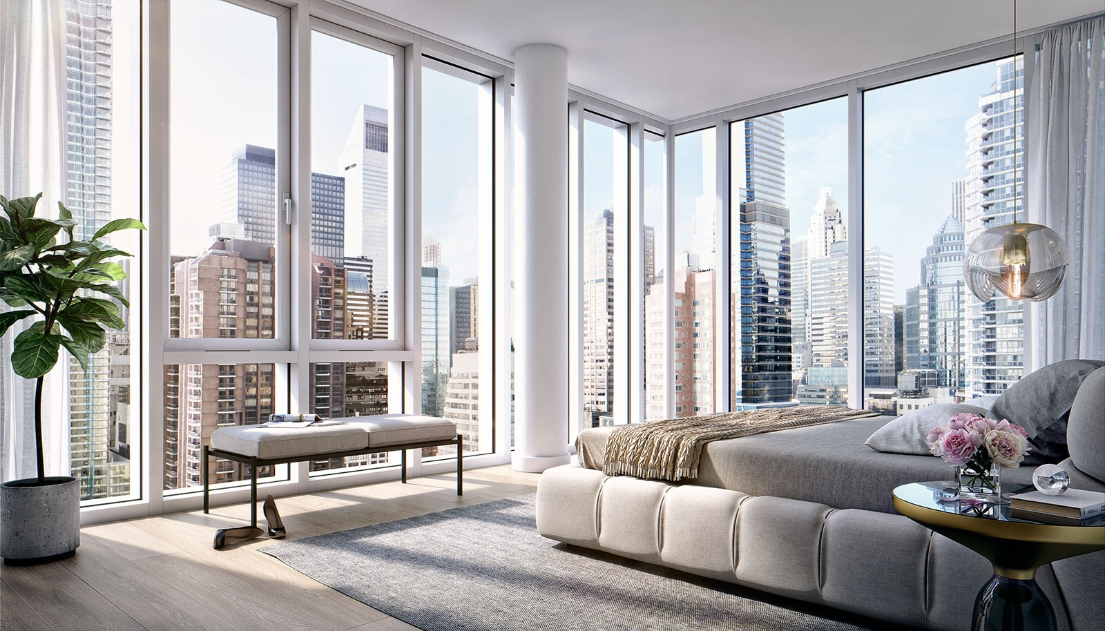 The Clare at 301 East 61st Street in Upper East Side - Luxury