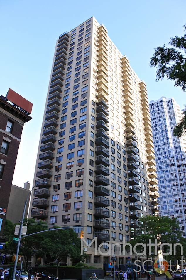 The Laurence Towers At 200 East 33rd Street In Murray Hill