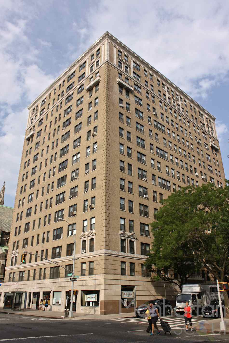 The Mirabeau At 165 West 91st Street In Upper West Side