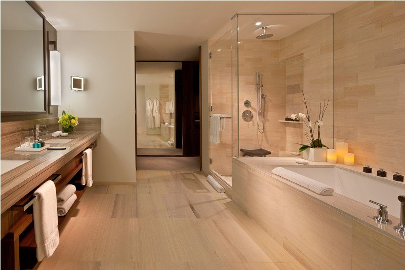 The residences at 400 fifth avenue 400 5th ave nyc for Bathroom designs york