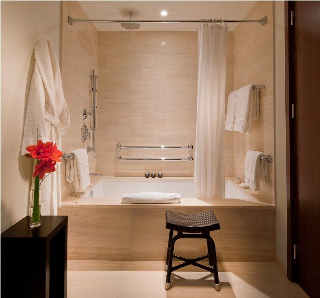 Beautiful Bathrooms Nyc: The Residences At 400 Fifth Avenue At 400 5th Avenue In