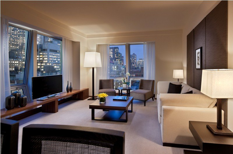 ... The Setai Fifth Avenue Living Room ...