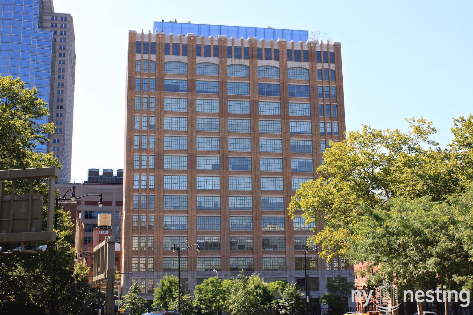 The Sky Lofts 145 Hudson St Apartments Manhattan Scout