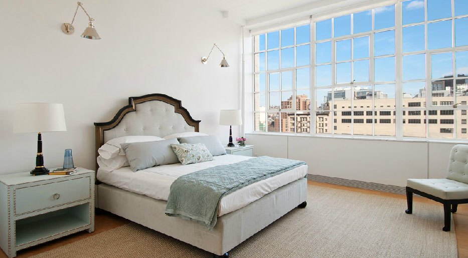 The sky lofts at 145 hudson street in tribeca luxury apartments in nyc ny nesting for Skylofts 1 bedroom loft suite