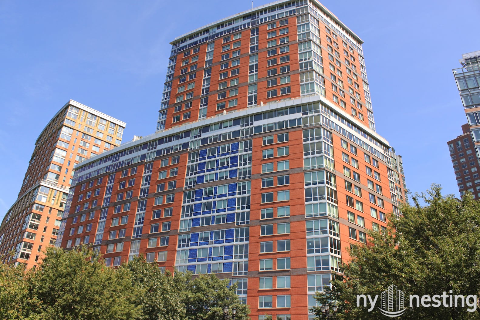 The solaire 20 river terrace apartments manhattan scout for 22 river terrace