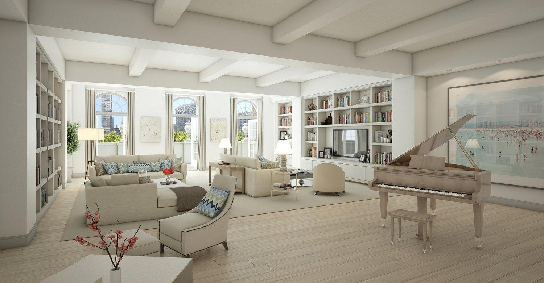 A Glimpse Into J Lo S New Apartment