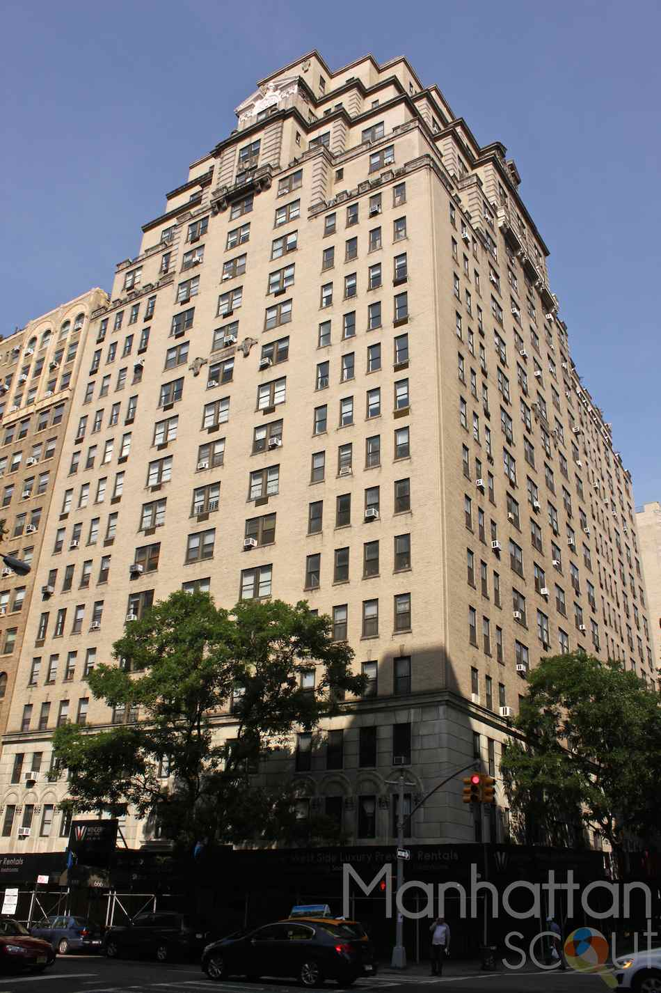 The Windermere 666 West End Avenue Rental Manhattan Scout