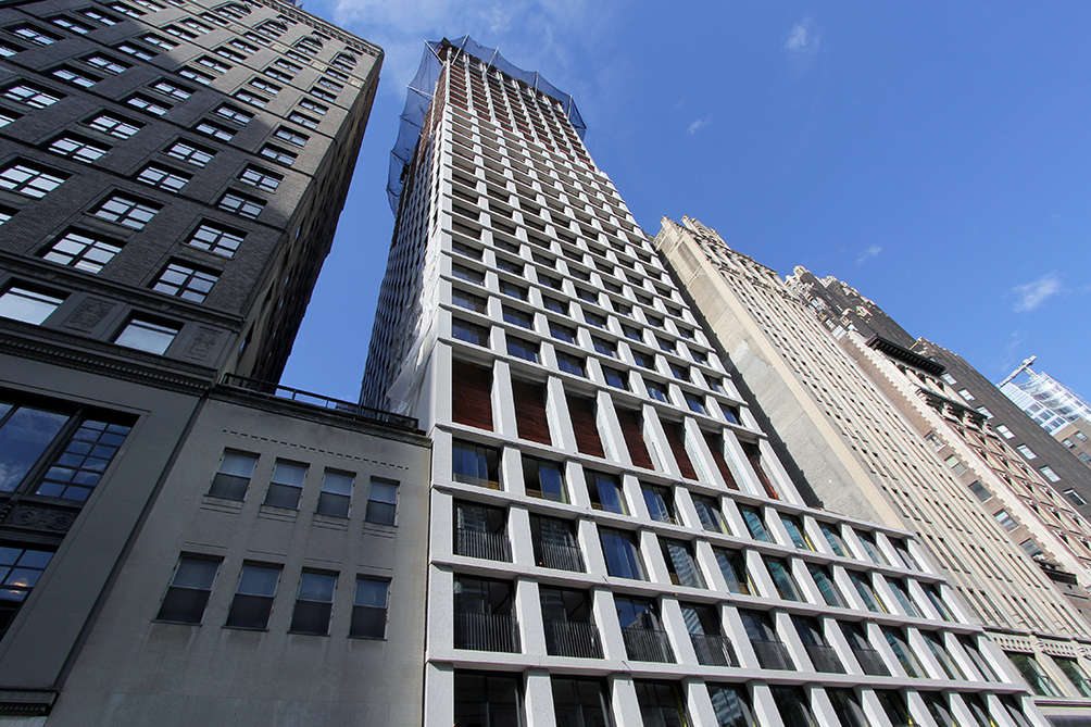 The Bryant At 16 West 40th Street In Midtown West Hell S