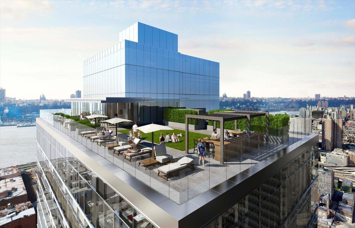 The Eugene At 435 West 31st Street In Midtown West